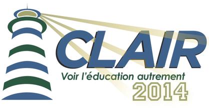 logo Clair 2014