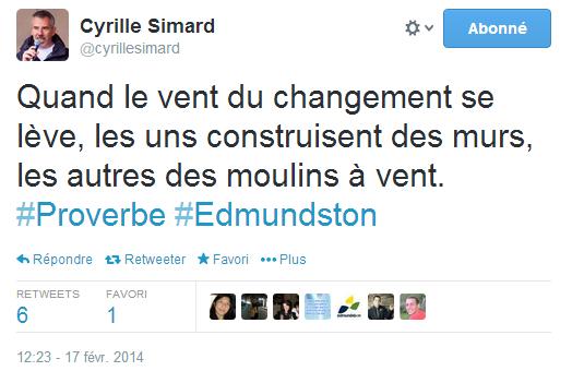 tweet Cyrille