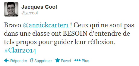 tweet JC