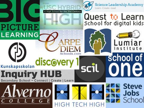 logos écoles