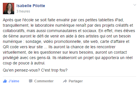 Isabelle Pilote
